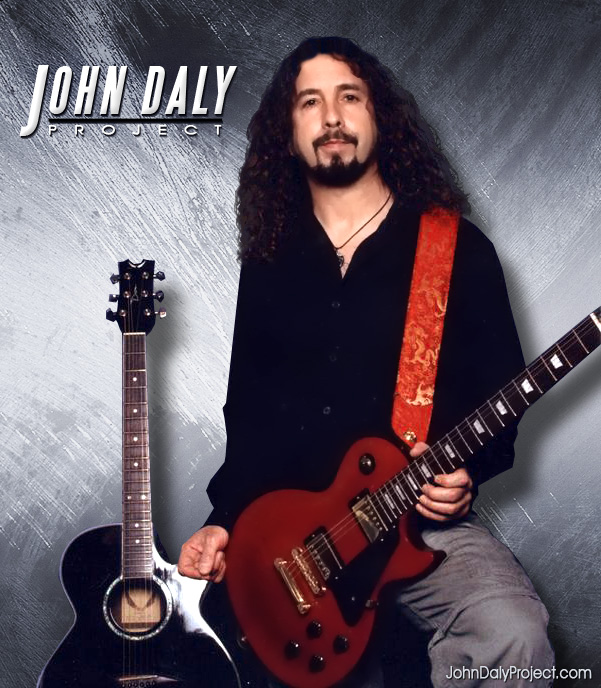 Music from John Daly Project Official Site - Musician John Daly Recording Artist John Daly Musician Singer Songwriter MP3 Music Downloads Free MP3s Tampa Bay Musician